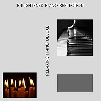 Enlightened Piano Reflection
