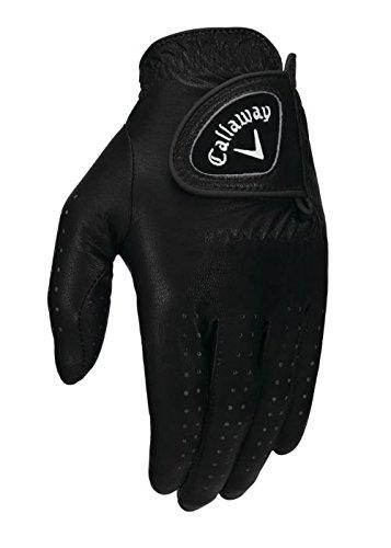 Callaway Damen Opti-Colour Handschuhe, schwarz, M