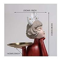 ZSKFS 女神ホームデコレーションデスクトップの装飾工芸結婚式の贈り物装飾 (色 : C)