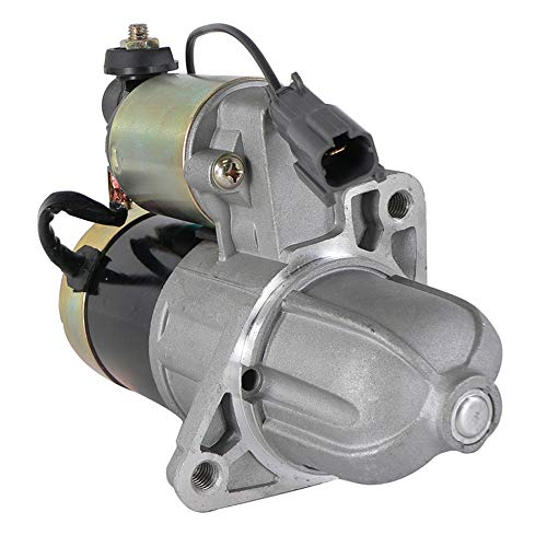 DB Electrical 410-48035 Starter Compatible With/Replacement For Nissan Altima 2.4L 2.4 1993 1994 1995 1996 1997 93 94 95 96 97/17478 /2300-1E400, 23300-1E410, 23300-4E100 /S114-754, S114-754A