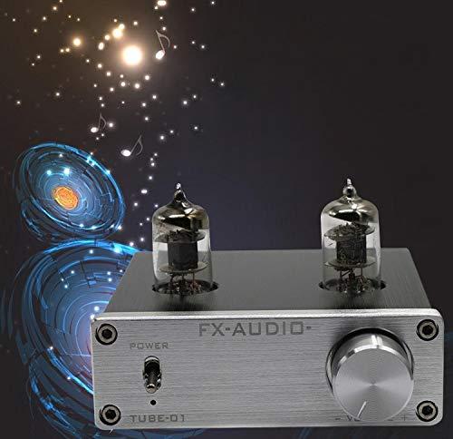 Learn More About EGSFSOP HiFi Preamp Vacuum Tube Amplifier Buffer Miniskirt HiFi Preamplifier