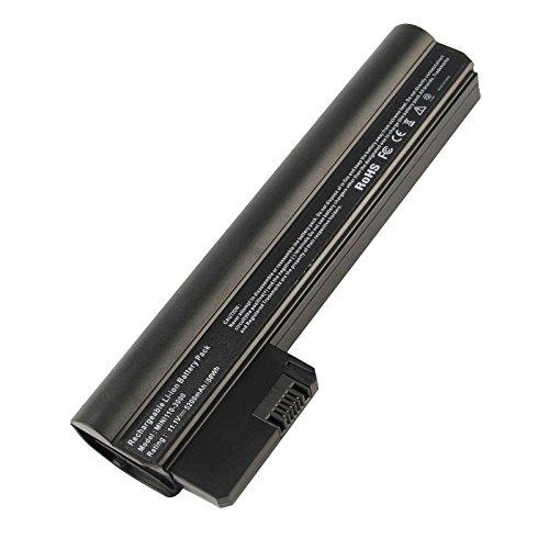 ASUNCELL Batería del ordenador portátil para HP Mini 110-3000 110-3100 Series HP Mini 110-3000CTO 110-3000 110-3000ca 110-3000ea 110-3000sa 110-3001sg 110-3001tu 110-3001xx 110-3002sg 110-3003eg