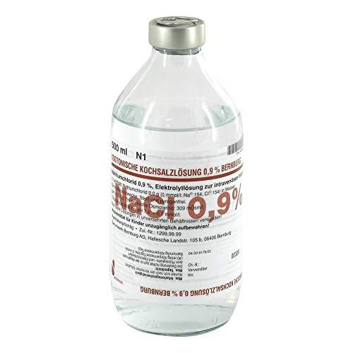 Isotonische Kochsalzl�sung 0,9%, 500 ml
