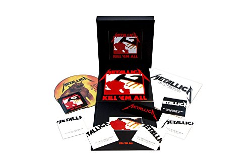 Kill 'em All (Limited Remastered Deluxe Boxset) [Vinyl LP]