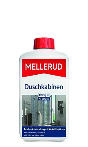 MELLERUD douchecabines reiniger 1 L 2001002114 Single
