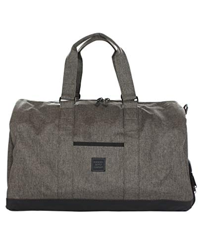 Herschel Supply Co. Unisex Novel Canteen Crosshatch/Black One Size