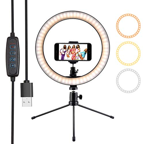 70% off Selfie Ring Light Clip the Extra 20% off Coupon and Use Promo Code: 50FQ7ZVP 2