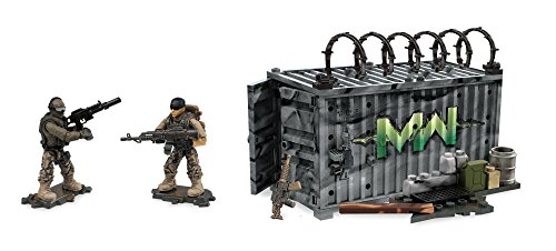 Mega Construx Call of Duty Modern Infantry Outpost Armory