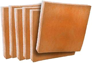 Replacement Filter Pads for Soler & Palau ERV TR200 / TR300-6 Pack of 10-1/2 inch x 21-3/4 inch
