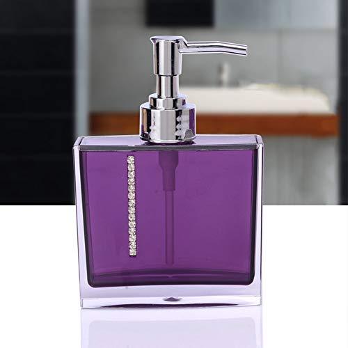 Vivarry Hotelseifenspender - Handseife Flüssigseifenflasche - Nachfüllbares Duschgel, Shampoo, Conditioner, Umweltsicherheit, Gesundheit