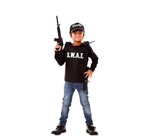 Disfraz de Agente S.W.A.T. para niño