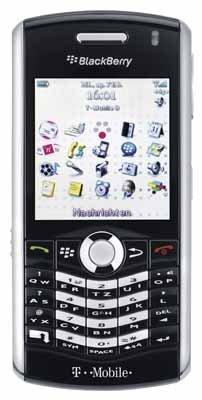 T-Mobile Blackberry 8110 Prosumer black