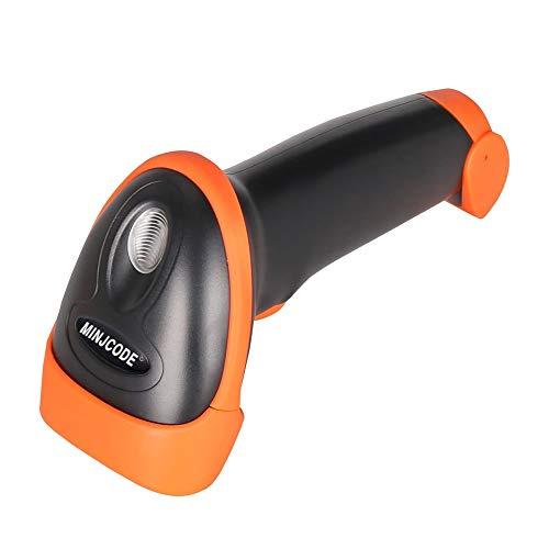CHIMAKA 2D QR 1D USB Scanner de codes à barres CCD Red Light PDF417 Lecteur de codes à barres de numérisation multilingue Nouveaux accessoires de bricolage