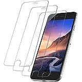 [3 Stück] Panzerglas Schutzfolie kompatible mit iPhone SE 2020 Folie, 9H Festigkeit, HD Bildschirmschutzfolie, Kratzen Blasenfrei, Glas Bildschirmschutz für iPhone SE 2020