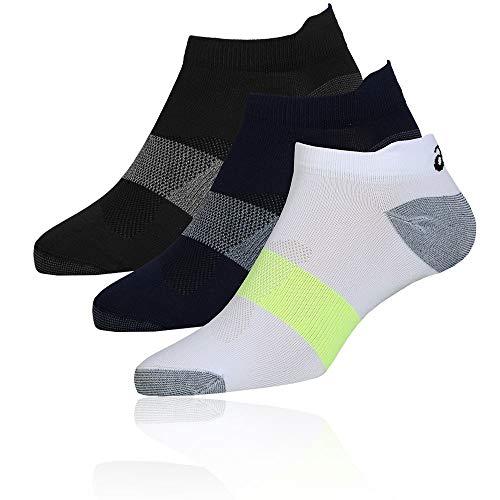 ASICS Lyte Laufen Socken (3-Pack) - AW19 - X Large