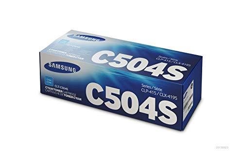 Samsung CLT-C504S Toner, cyan