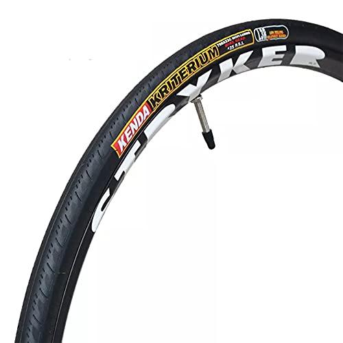HUJUNG Opciones de neumáticos de Bicicleta K1018 700 * 25 / 23C 60TPI Neumáticos de Ciclismo ultraligeros antipinchazos de 500 g de Baja Resistencia