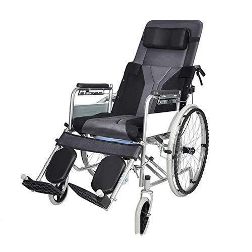 SED Hilfstrolley-Rollstühle Manuelle Rollstühle Mit Feststellbremse Rollstuhl Für Den Krankentransport Hebepedalstütze Für Fahrstühle Hilfstrolley-Rollstühle Mit Gehhilfe