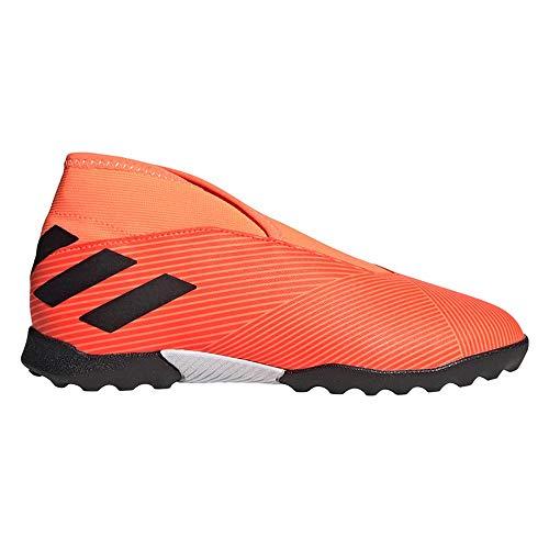 adidas Nemeziz 19.3 LL TF J, Zapatillas de fútbol, CORSEN/NEGBÁS/Rojsol, 31 EU