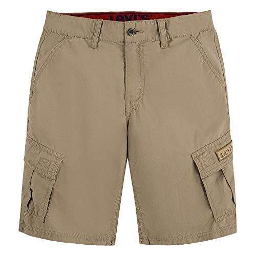 Levi's Boys' Cargo Shorts, Harvest Gold, 14