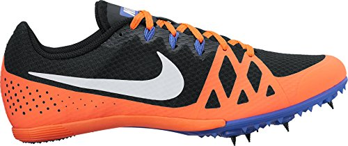 Nike - Stollen Herren, (Hyper Orange/White/Black/Paramount Blue), 45.5 EU M