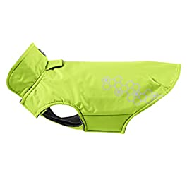 RC Pet Products Venture Outerwear Fleece Lined, Reflective, Water Resistant Dog Coat