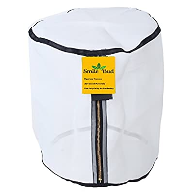 G-LEAF 220 Micron Zipper Bag For Herbal Extract Bubble Washing Machine