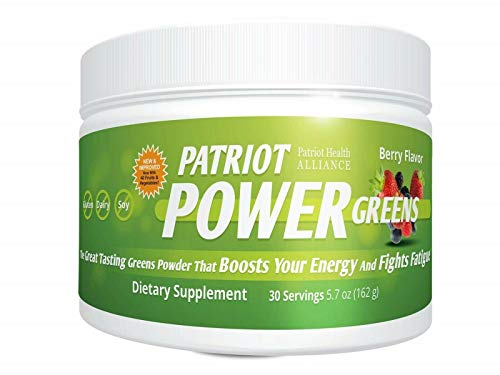 Patriot Power Greens Supplement