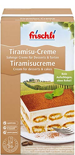Frischli, Frischli Tiramisucreme 1L
