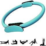 Círculo de Yoga,Círculo de Fitness,Bucle de Resistencia,Equipo de Resistencia Al Ejercicio,Anillo de Doble Asa,Aro Yoga,Anillo de Pilates,Anillo de Pilates Resistencia,Yoga Aros de Pilates.