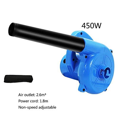 HIGHKAS Soplador 450W Equipo doméstico Recolector de Polvo para Polvo Herramienta de soplado de Polvo de Alta Potencia Limpieza Aspirador Limpieza de Polvo