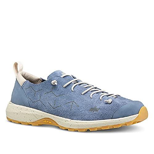 LOMER Wanderschuhe Spirit Plus Farbe Indigo Hellblau, Blau - hellblau - Größe: 45 EU
