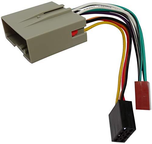 AERZETIX: Adaptador cable enchufe ISO AK4 para radio de coche C1995