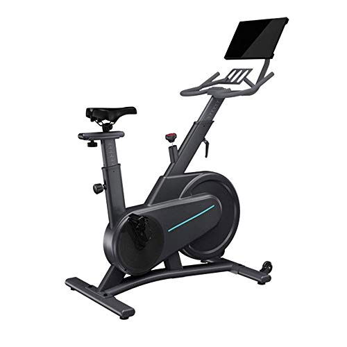 Great Features Of BZLLW Indoor Exercise Bike Stationary Cycling Magnetically Controlled Silent Exerc...