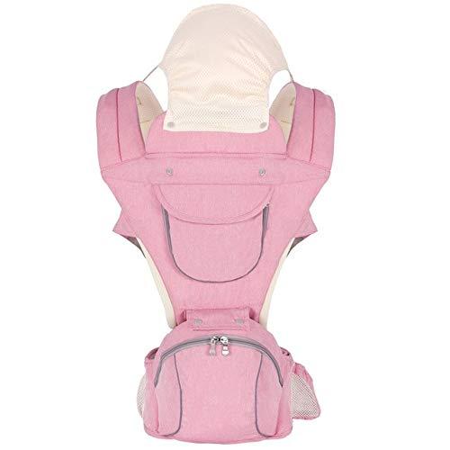Portabebés Portabebés ergonómico Mochila Hipseat recién nacido y evita que las piernas se hundan canguros bebé