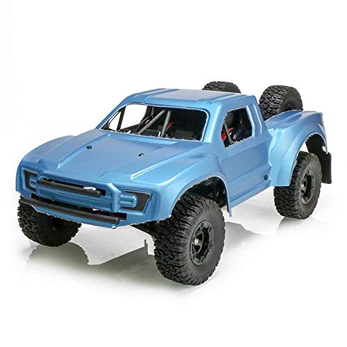 1/12 coche 2.4G sin escobillas 60km / H prueba de agua de alta velocidad del coche Postre camión todo terreno, los modelos de vehículos juguetes for los niños, la rotación del truco cuatro ruedas en c