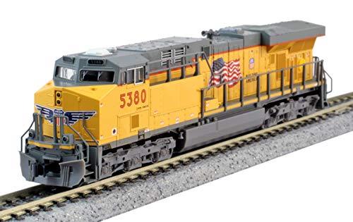 N GE ES44AC GEVO Union Pacific #5380