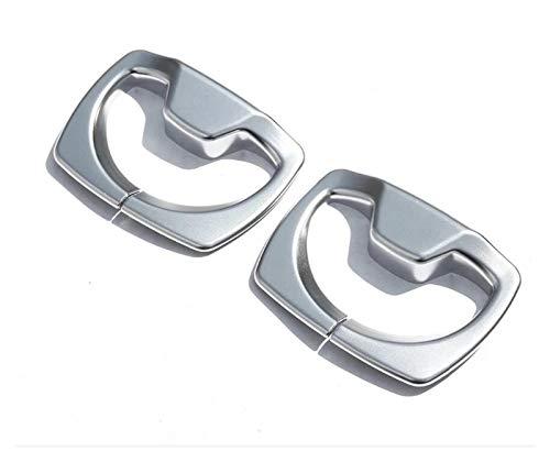 MSRRY 2 Unids De Fibra De Carbono Accesorios para Automóviles Cinturón De Seguridad Cinturón De Seguridad Cubierta De Decorador Ajuste para BMW 3 Series F30 316I 318LI 320i 2013-2018