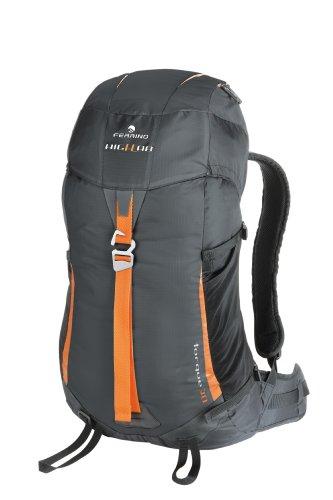 Ferrino mochila de par, color negro, tamaño 30-Litre