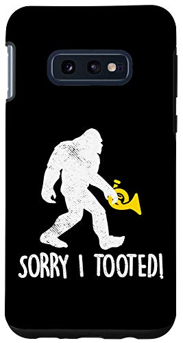 Galaxy S10e Marching School Band Funny French Horn Case