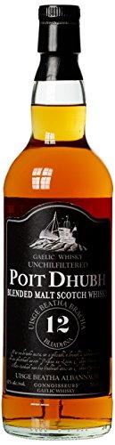 Poit Dhubh 12 Jahre Malt Whiskey Isle of Skye (1 x 0.7 l)
