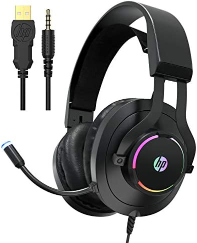 HP Gaming Xbox One Headset with Mic Gaming Headphones for PS4 PC Laptop Nintendo Switch with product image