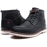 Globalwin Mens Classic Lace Up Winter Water Resistnat Chukka Boots