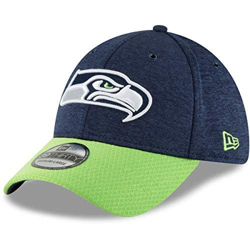 New Era 39Thirty Cap - Sideline Home Seattle Seahawks - L/XL