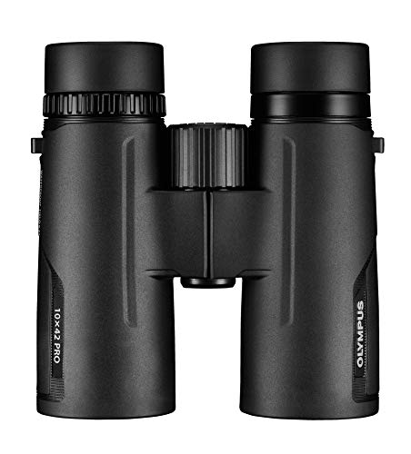 Olympus 10 X 42 PRO Binocular,Charcoal Black