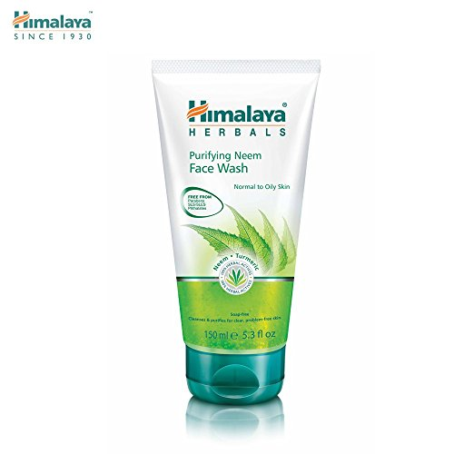 Himalaya, gel detergente per il viso, 150 ml
