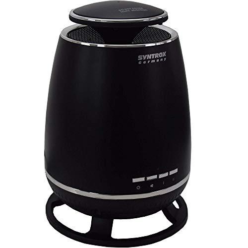 Syntrox Germany Design Keramik-Heizlüfter Standheizer 1800 Watt mit Fernbedienung CH-1800W Calor - 2