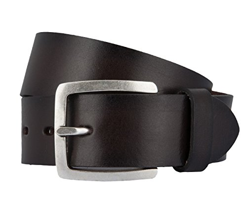 LLOYD Belt 4.0 W85 Dark Brown