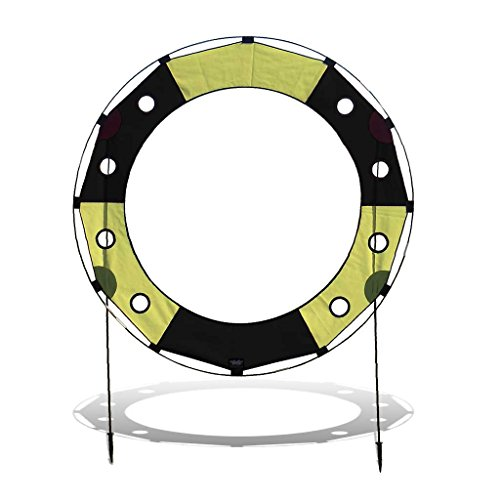 Premier RC 5 ft. Keyhole FPV Racing Air Gate - Yellow/Black