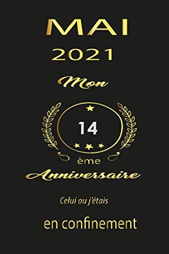 Mai 2021 Mon 14ème...